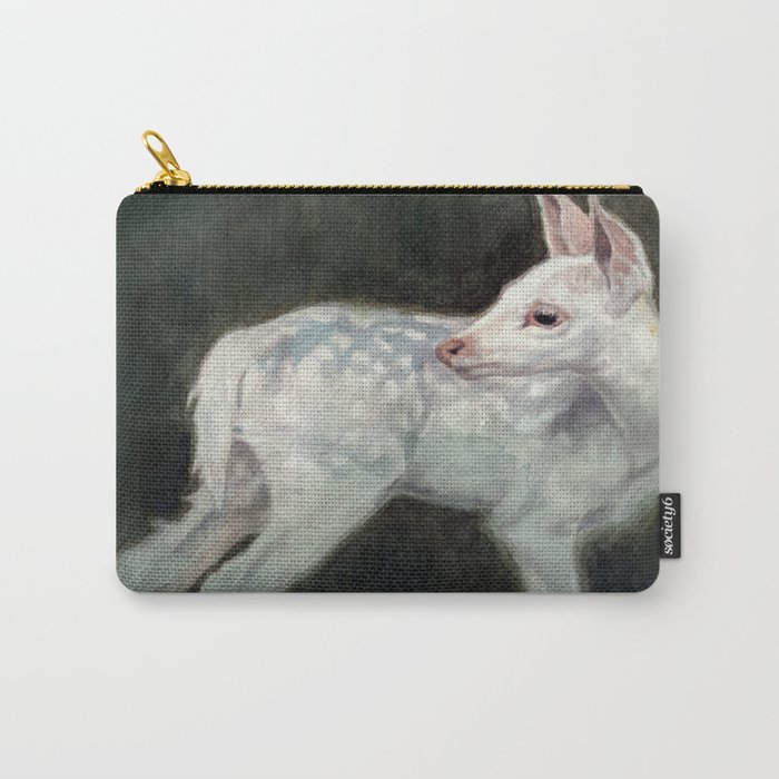 A Forest Ghost Carry-All Pouch