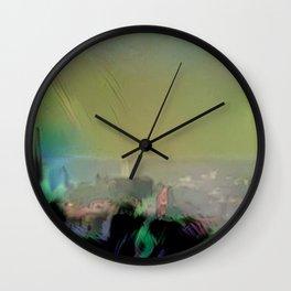 When back in Nuremberg Wall Clock
