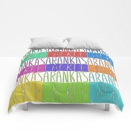 Aranka's Cackle Comforters