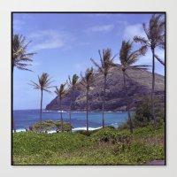 Hawaii Heaven Canvas Print