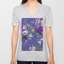 Bouquets with roses 3 Unisex V-Neck