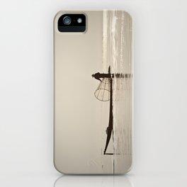 Inle Lake Myanmar iPhone Case