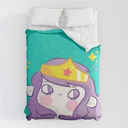 Girls Rule Comforters