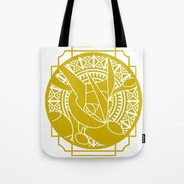 Stained glass - Pokémon - Greninja Tote Bag