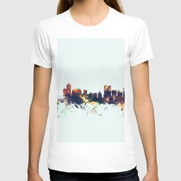 Winnipeg Canada Skyline T-shirt