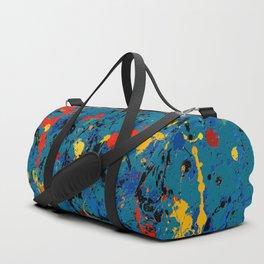 Abstract #902 Duffle Bag