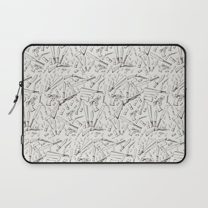 Apocalyptic Weapons  Laptop Sleeve