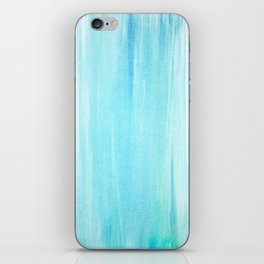 The Puddle iPhone Skin