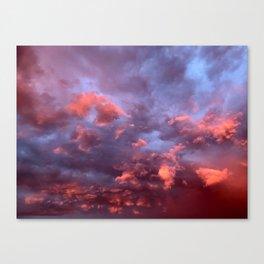 Super Sky Canvas Print