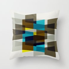 Aronde Pattern #03 Throw Pillow