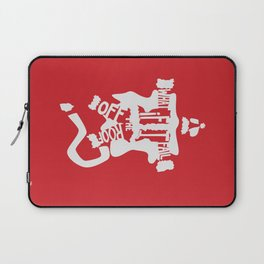 What if I Fall off the Roof? -The Santa Clause Laptop Sleeve