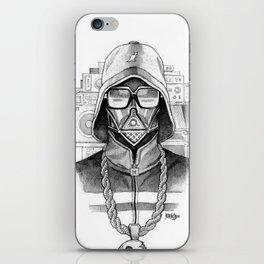 Def Vader iPhone Skin