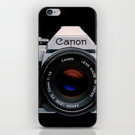 Canon AE-1 iPhone Skin