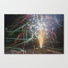Nightlight Canvas Print