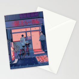 Getting Ramen Stationery Cards