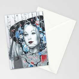 The Peacock Stationery Cards