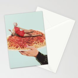 Saucy Stationery Cards