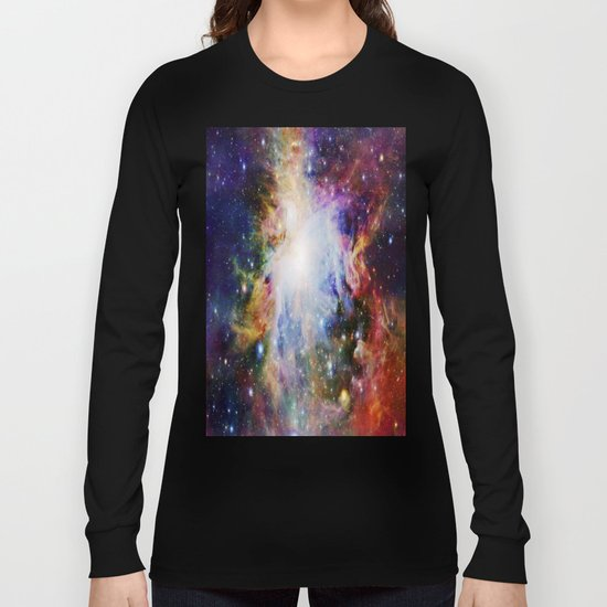 Rainbow Orion NEBulA Long Sleeve T-shirt