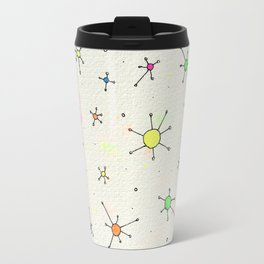 ladies and gentlemen we are floating in space Travel Mug