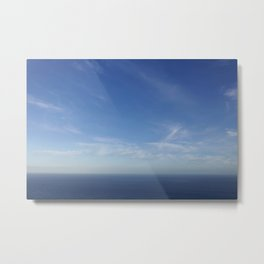 room with a view - 10 Metal Print