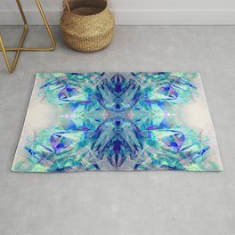 Optical Delusion  Rug