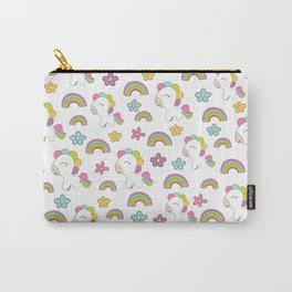 Cute horses Carry-All Pouch
