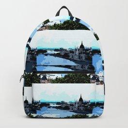 Budapest  Hungary Backpack