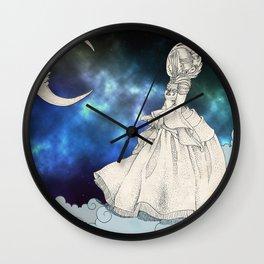 Victorian astronaut Wall Clock