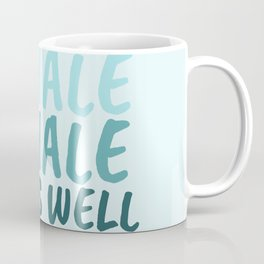Inhale Exhale Coffee Mug