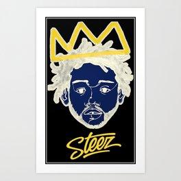 CAPITAL STEEZ HERBAN LEGEND 2016 Art Print
