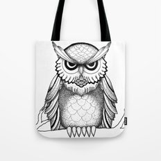 Owl Be Seeing You Tote Bag