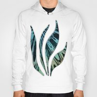 tapestry Hoodies featuring Native Tapestry by Charma Rose