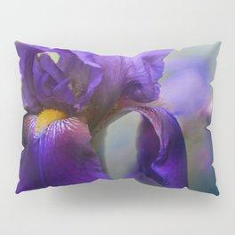The First Iris Pillow Sham