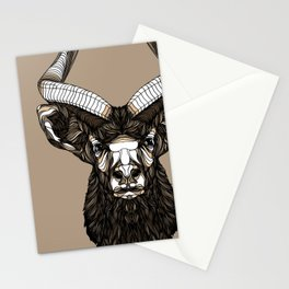 Nyala. Stationery Cards