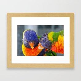 I share with you Framed Art Print