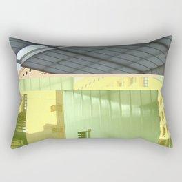 Botta Glitch Rectangular Pillow