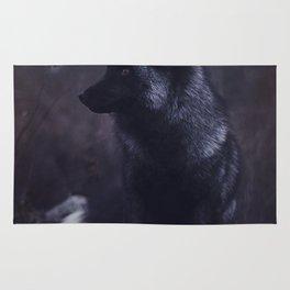 Dark Fox Rug