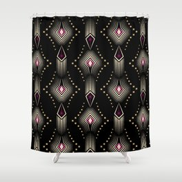 Art Deco. 22 Rumba Shower Curtain