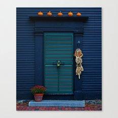 Do Come In ... Canvas Print