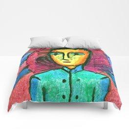Парень Comforters