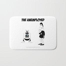 The Unemployed - Sam&Yoko Bath Mat