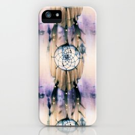 Tiled Dreams iPhone Case