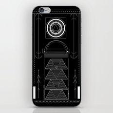 circuit iPhone & iPod Skin