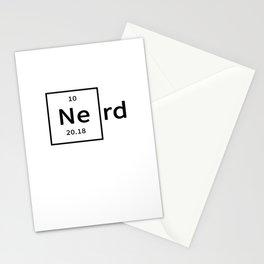 Neon Nerd Stationery Cards