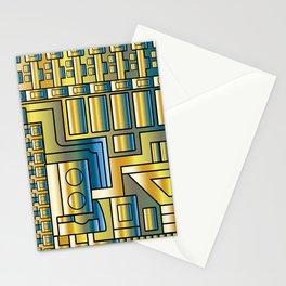 Odo Panel Stationery Cards