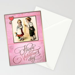 Valentine's Day Vintage Card 079 Stationery Cards