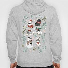 Christmas French Bulldog Hoody
