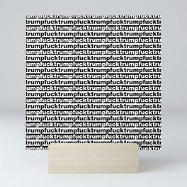 fucktrump Mini Art Print