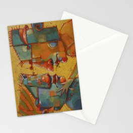 Heartquakes and Jive Stationery Cards