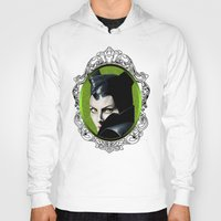 maleficent Hoodies featuring Maleficent by Tish